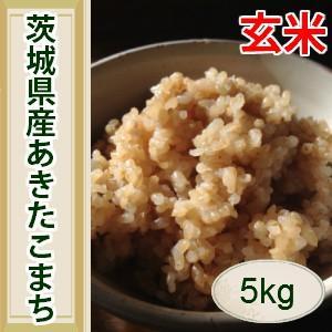 令和1年産 茨城県産あきたこまち玄米 5kg