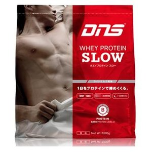 DNS ホエイプロテイン スロー ライトミルク風味 1kg WHEY PROTEIN SLOW sobuesports