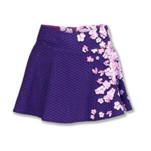 INKnBURN Women's Sakura Flare Sport Skirt スポーツスカート ウィメンズ ランニングウェア インクアンドバーン インクンバーン