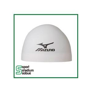 mizuno(ミズノ) FINA承認 シリコーンキャップ GX・SONIC HEAD EZ  N2JW6004|sobuesports