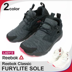 リーボック クラシック Reebok CLASSIC フューリーライト ソール FURYLITE SOLE シューズ スニーカー ランニングシューズ 運動靴 レディース 女性用 socalworks