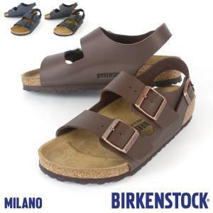 ビルケンシュトック BIRKENSTOCK メンズ レディース サンダル ミラノ MILANO ベル...