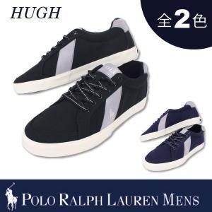ポロ ラルフローレン メンズ POLO Ralph Lauren スニーカー ヒュー HUGH レースアップシューズ|socalworks