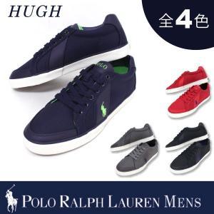 ポロ ラルフローレン メンズ POLO Ralph Lauren スニーカー ヒュー HUGH ピケナイロン シューズ|socalworks