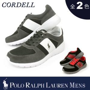 【期間限定特別価格】 ポロ ラルフローレン メンズ POLO Ralph Lauren MEN'S スニーカー コーデル CORDELL SUEDE|socalworks