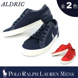 【期間限定特別価格】 ポロ ラルフローレン メンズ POLO Ralph Lauren MEN'S スニーカー アルドリック ALDRIC シューズ|socalworks