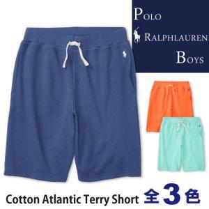 【期間限定特別価格】 ポロ ラルフローレン ボーイズ POLO Ralph Lauren BOYS ショートパンツ ハーフ 半ズボン ポニー メンズ|socalworks