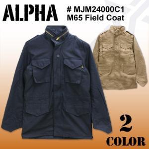 アルファ インダストリーズ ALPHA INDUSTRIES M-65 FIELD COAT フィールド コート ミリタリー ジャケット アウター コート ブルゾン 長袖 米軍 アメリカ メンズ socalworks