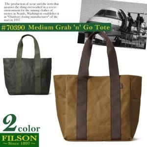 【期間限定特別価格】 フィルソン FILSON グラブンゴー トート ミディアム GRAB N GO TOTE MEDIUM バッグ ボストン|socalworks