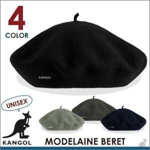 【決算セール】カンゴール KANGOL モードレーヌ ベレー MODELAINE BERET 帽子 ベレー帽 メンズ レディース socalworks
