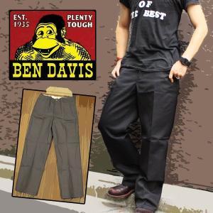 ベンデイビス BEN DAVIS オリジナル ワークパンツ メンズ(ben06)|socalworks