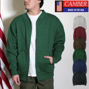 キャンバー CAMBER サーマルジップアップジャケット ワッフルサーマル 長袖 パーカー 12.5オンス メンズ socalworks