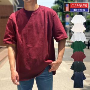 【クリアランスセール!!】 キャンバー CAMBER MAX WEIGHT 8オンス 半袖 Tシャツ メンズ ( 男性用 ) ( 301 ) socalworks