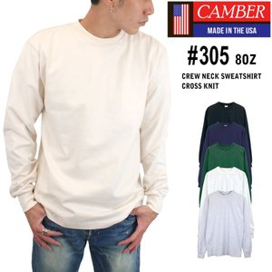 キャンバー CAMBER MAX WEIGHT LONG SLEEVE T-SHIRT 8オンス 厚...