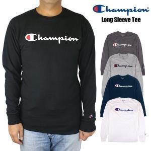 Championから着心地のよい長袖Tシャツが登場。中薄手の柔らかい生地を使用しており、程よい軽さの...