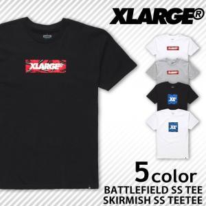 【クリアランスセール!!】 エクストララージ XLARGE 半袖 Tシャツ プリント SS TEE ロゴ メンズ レディース|socalworks