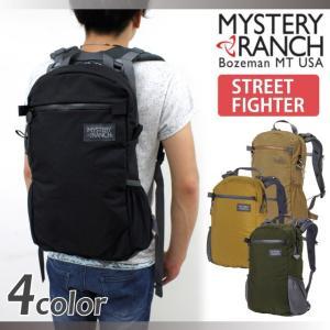 『STREET FIGHTER』は、通勤通学からアウトドアシーンまで、多様な用途に対応出来るバッグパ...