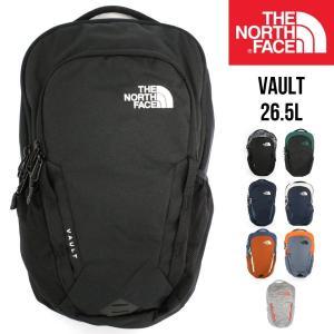 01e19cabd1ad ザ ノースフェイス THE NORTH FACE バックパック ヴォルト VAULT リュックサック デイパック 鞄 ラップトップ PC収納  アウトドア 760g 26.5L