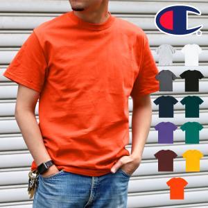 チャンピオン Champion 半袖 Tシャツ 6.1oz T-Shirt 6.1オンス USAモデル メンズ
