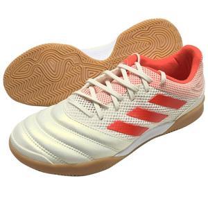 アディダス adidas コパ19.3INサラ オフホワイト×ソーラーレッド フットサルシューズ インドアシューズ D98065 soccershop-players
