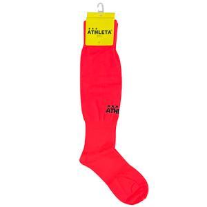 アスレタ ATHLETA ゲームストッキング フラッシュレッド サッカー フットサル 靴下 ソックス 01080 51FRE soccershop-players