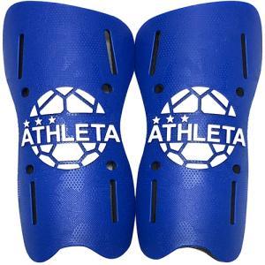 アスレタ ATHLETA ハードシンガード ブルー サッカー フットサル すねあて レガース シンガード 05242 40 soccershop-players
