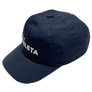 アスレタ ATHLETA コーチングキャップ ネイビー サッカー メッシュ キャップ 帽子 05265 90|soccershop-players