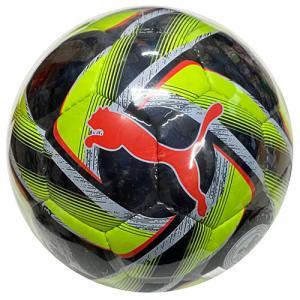 プーマ PUMA スピンボールSC イエローアラート×プーマブラック サッカーボール 4号 検定球 083612 02 soccershop-players