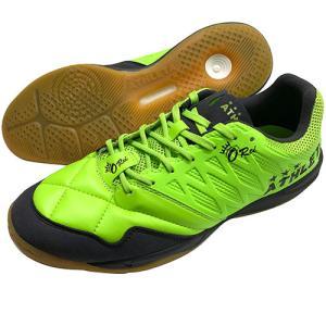 アスレタ ATHLETA O-Rei Futsal T007 Fグリーン×チャコール フットサルシューズ インドアシューズ 11013 3966 soccershop-players