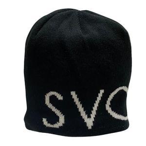 スボルメ SVOLME ロゴビーニー ブラック サッカー フットサル 帽子 ニット帽 1203 67321 BLK|soccershop-players
