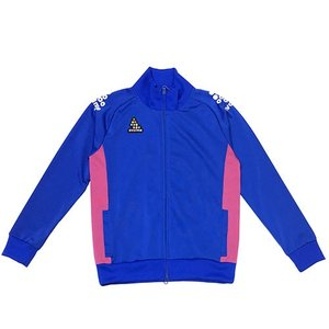 スボルメ SVOLME ジュニア ジャージジャケット ブルー×ピンク サッカー フットサル ジャージ ウェア 121 60320 BUPK soccershop-players