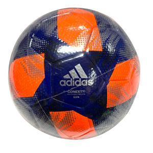 アディダス adidas コネクト19キッズ 4号 検定球 サッカーボール オレンジ×ブルー 小学生用 AF400 OR soccershop-players