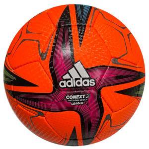 アディダス adidas コネクト21リーグ オレンジ サッカーボール 4号 ボール 検定球 AF434OR soccershop-players