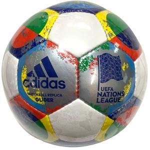 アディダス adidas UEFAネーションズリーグ 2018-2019 公式試合球レプリカ 4号球 サッカーボール AF4541 NL soccershop-players