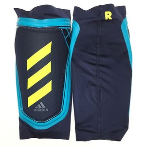 adidas サッカー フットサル 用シンガード ゴーストフォイル  エナジーBLU S17 S DKN44 BR5333 soccershop-players