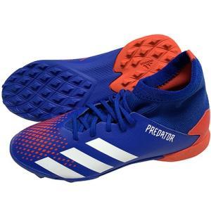 アディダス   adidas ジュニア プレデター20.3  TF チームロイヤルブルー×フットウェアホワイト×アクティブレッド マルチスタッドシューズ EG0955|soccershop-players