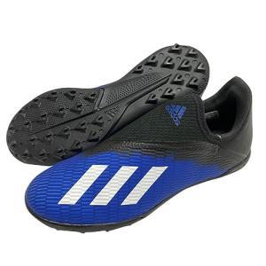アディダス adidas ジュニア エックス19.3 TF レースレス チームロイヤルブルー×フットウェアホワイト×コアブラック マルチスタッドシューズ EG9839|soccershop-players