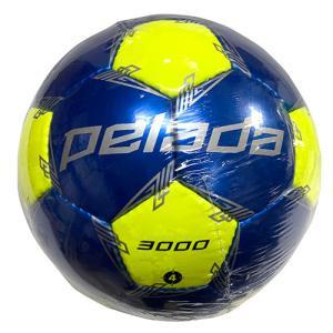 モルテン molten ペレーダ3000 メタリックブルー×ライトイエロー 4号 サッカーボール ボール サッカー 検定球 F4L3000 BL soccershop-players