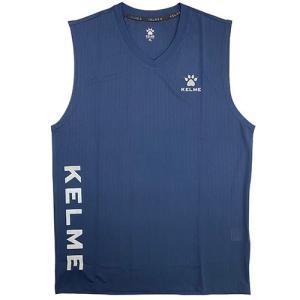 ケルメ KELME インナーシャツ ネイビー ノースリーブ インナー KC20S126 107 soccershop-players