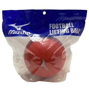 ミズノ MIZUNO リフティングボール STEP1 レッド サッカー フットサル トレーニング用品 P3JBA041 62|soccershop-players