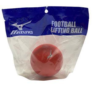 ミズノ MIZUNO リフティングボール STEP2 レッド サッカー フットサル トレーニング用品 ボール P3JBA042 62|soccershop-players