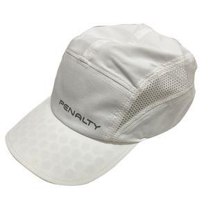 ペナルティ PENALTY トライアルキャップ ホワイト キャップ 帽子 サッカー フットサル PE1630 10|soccershop-players