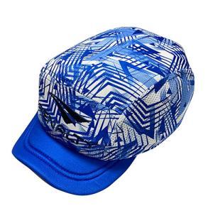 ペナルティ PENALTY JRトライアルキャップ ホワイト×ブルー ジュニア キャップ 帽子 サッカー フットサル PE1631J 1080|soccershop-players