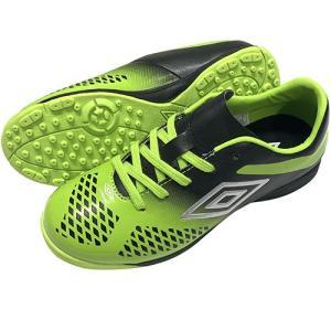 アンブロ UMBRO ヴェローチタV TR JR WIDE ブラック×Fグリーン トレーニングシューズ ジュニア マルチスタッドシューズ UU4PIB21 BG|soccershop-players