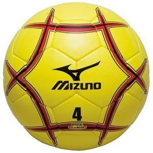 ミズノ サッカーボール サッカーボール4号球|soccershop
