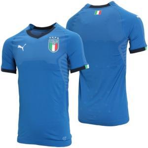 プーマ レプリカウェア 2018 イタリア代表 HOME オーセンティック ユニフォーム 半袖|soccershop