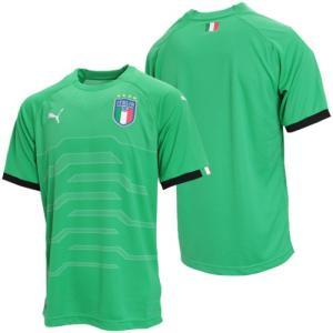 プーマ レプリカウェア 2018 イタリア代表 GK レプリカ ユニフォーム 半袖|soccershop