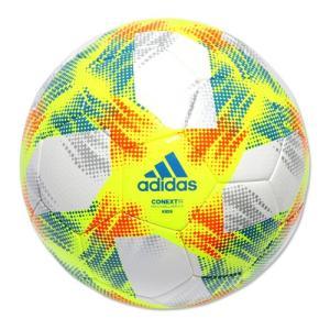 アディダス サッカーボール コネクト19 キッズ4号球|soccershop