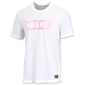 ナイキ サッカーウェア NIKE F.C DRI-FIT シーズナル ブロック 半袖 Tシャツ|soccershop