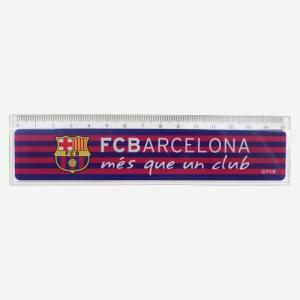 バルセロナ ファンアクセサリー バルセロナ 定規|soccershop
